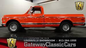 1972 Chevrolet C10 Pickup Truck - Louisville Showroom - Stock #983 ...