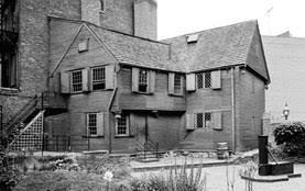 Paul Revere House Revolvy