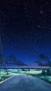 Image result for anime night sky ...