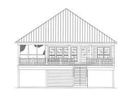 coastal cottage house plans. Raised Beach/Coastal Cottage With Lots Of Windows Coastal House Plans