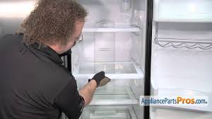 refrigerator racks. refrigerator shelf stop (part #wr02x10662) - how to replace racks