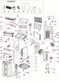 haier portable air conditioner parts. image haier portable air conditioner parts