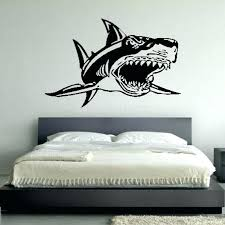 Shark Bedroom Decor Large Size Of Hot Shark Wall Decor Bedroom Decor Shark  Shark Bedroom Decorating