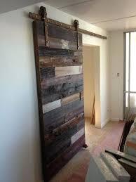 reclaimed barn doors contemporary wood sliding door uk