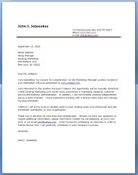 How To Write A Cover Letter For A Resume Fascinating Resume Cover Letter Sample Musiccityspiritsandcocktail