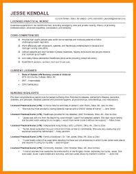11 12 Lvn Nursing Resume Examples Lascazuelasphilly Com