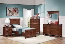 Light Cherry Bedroom Furniture Homelegance Alyssa Youth Bedroom Set Warm Brown Cherry B2136tc