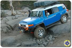 FJ Cruiser lift options explained   Overland Adventures and Off-Road