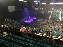 Mgm Grand Garden Arena Section 215 Rateyourseats Com