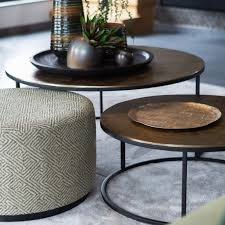 coffee table round coffee table decor