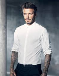Super-Sexy News (and Pictures!) From David Beckham and H & M
