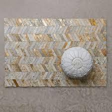 chevron cowhide rugs