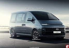 2022 Hyundai H1 / Starex Van: Everything We Know About South Korea's Bold  New Transit Rival