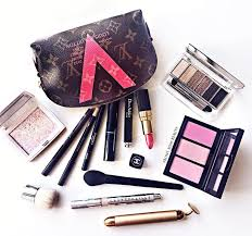 what s in my makeup bag front row beauty