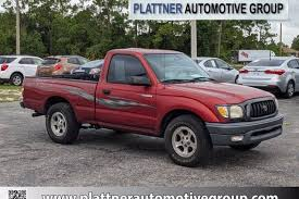 See store for written details. Used 2000 Toyota Tacoma For Sale Near Me Edmunds