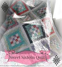 Sweet Sixteen Quilt Â« Moda Bake Shop & Sweet Sixteen Quilt Adamdwight.com