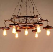 wrought iron lighting vintage wrought iron chandelier creative industrial rustic chandelier lighting fixture for home lighting