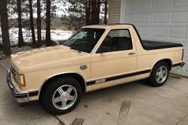 V8 Topless Tahoe: 1985 Chevrolet S10 Blazer