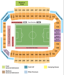Bbva Compass Stadium Houston Seating Chart Mls Soccer Tickets Ticketsmarter