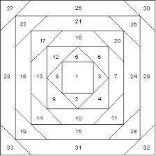 35 Cool Paper Piecing Patterns | Guide Patterns & Paper Pieced Quilt Block Pattern Adamdwight.com