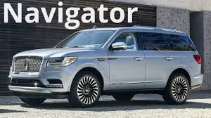 luxury full size suv 2018 lincoln navigator full size suv that combines luxury with