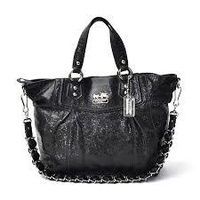 brandvalue coach coach handbag shoulder bag 2way bag black leather constant er popularity lady s x1854 rakuten global market
