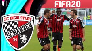 Am sportpark 1b, 85053 ingolstadt. Fifa 20 Fc Ingolstadt 04 1 Here We Go Youtube