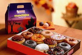 dunkin donuts nutrition