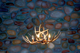 little yellowstone chandelier