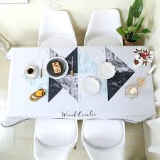 coffee table cover coffee table cover modern decorative table cloth stain resistant tablecloth cotton and linen