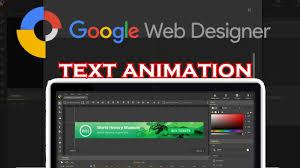 A Web Designer Creates An Animation Google Web Designer Tutorial Make An Animated Web Banner
