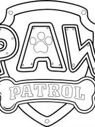 Kies Snel Een Jouw Favoriete Paw Patrol Kleurplaat Om In Te Kleuren