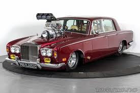 Custom Rolls Royce Fit For Rebellious Royalty Gas Monkey Garage