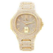 Out Iced Mens Shopvvs Watch –