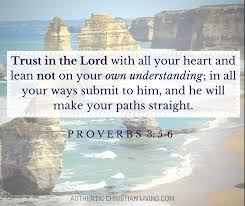 Trust In The Lord Quotes Cool Scripture Memory Verses Hiding God's Word In Our Hearts Authentic