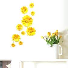daisy wall art daisy wall decals daisy wall art worth aj
