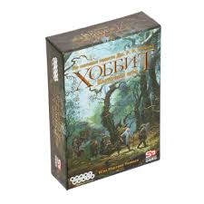 <b>Настольная игра</b> Хоббит 2-е <b>русское</b> издание Hobby World ...