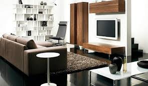 small lounge furniture. Colors Spatial Small Living Room Furniture Technique Sofa Minimalist Simple Wall Decoration Hanging Picture Lounge