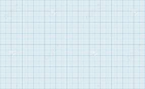Millimeter Grid Square Graph Paper Background Seamless Pattern