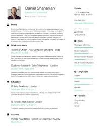 Contemporary Resume Templates Mesmerizing 48 Modern Resume Templates That Get You Hired Fancy Resumes