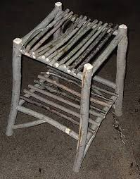 Willow Twig Furniture 8 Steps with