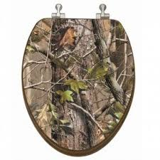 gold foil toilet seat. elongated realtree camo bambo toilet seat gold foil