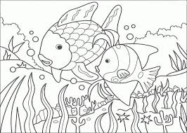 Rainbow Fish Coloring Page Best Of Free Coloring Pages Fish Free