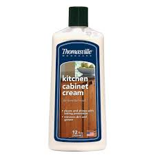 Cabinet Magic Cleaner Thomasville 12 Oz Kitchen Cabinet Cream 580469t The Home Depot