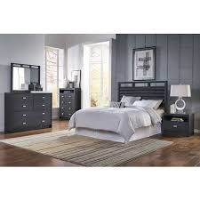 Queen bedroom sets with storage Gray 5piece Soho Queen Bedroom Collection Aarons Rent To Own Bedroom Sets Aarons