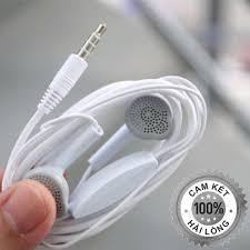 Tai nghe cho điện thoại Samsung J7 Pro chất lượng âm thanh stereo với âm  bass mạnh mẽ (trắng) - Cam Kết Zin Chính Hiệu - Hàng Nhật Giá Tốt