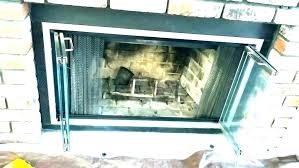 wood burning fireplace glass doors wood fireplace doors wood burning fireplace glass doors intended for designs