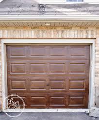 garage door wood lookOliver and Rust Wood Garage Doorsfor cheap