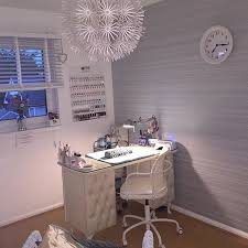 you have such a cute salon desk nailsbysusanx what does your nail salon desk look like tag prohesion to show us