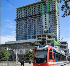 Houston Design District The Travis Tops Out In Houstons Midtown District Callisonrtkl